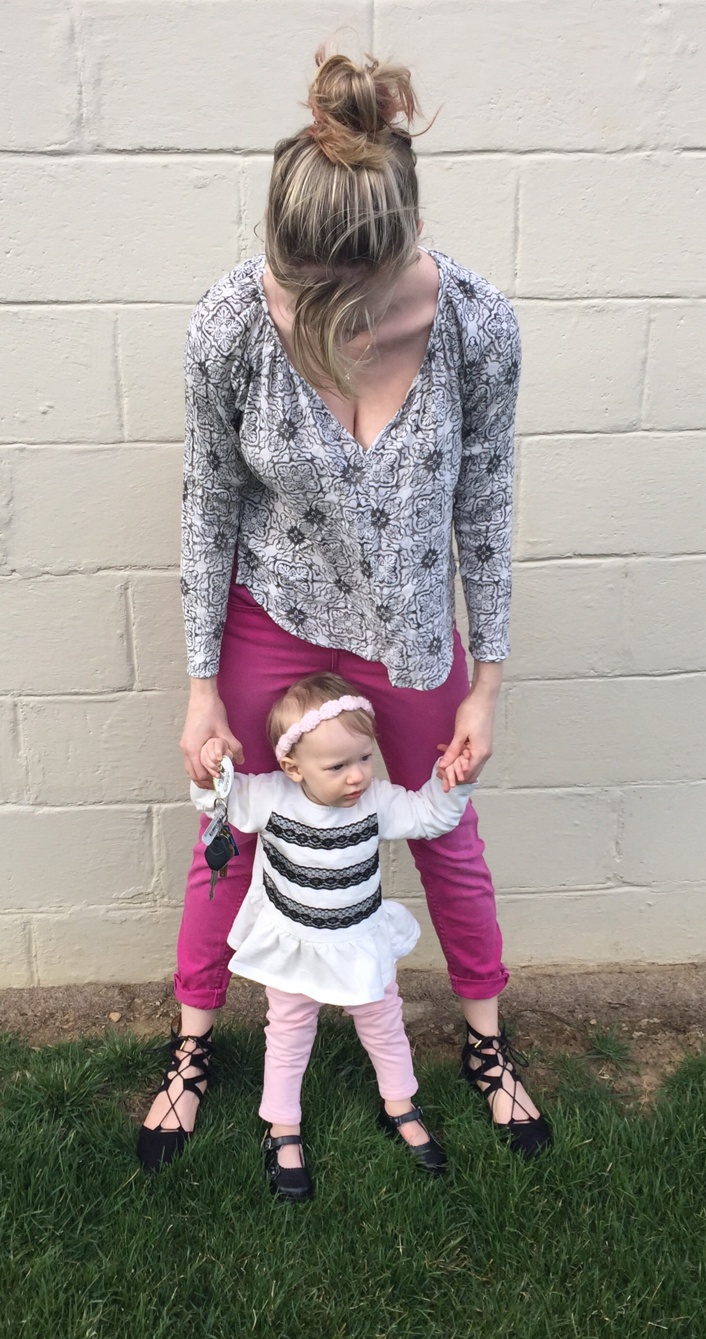 Mommy and me spring fashion