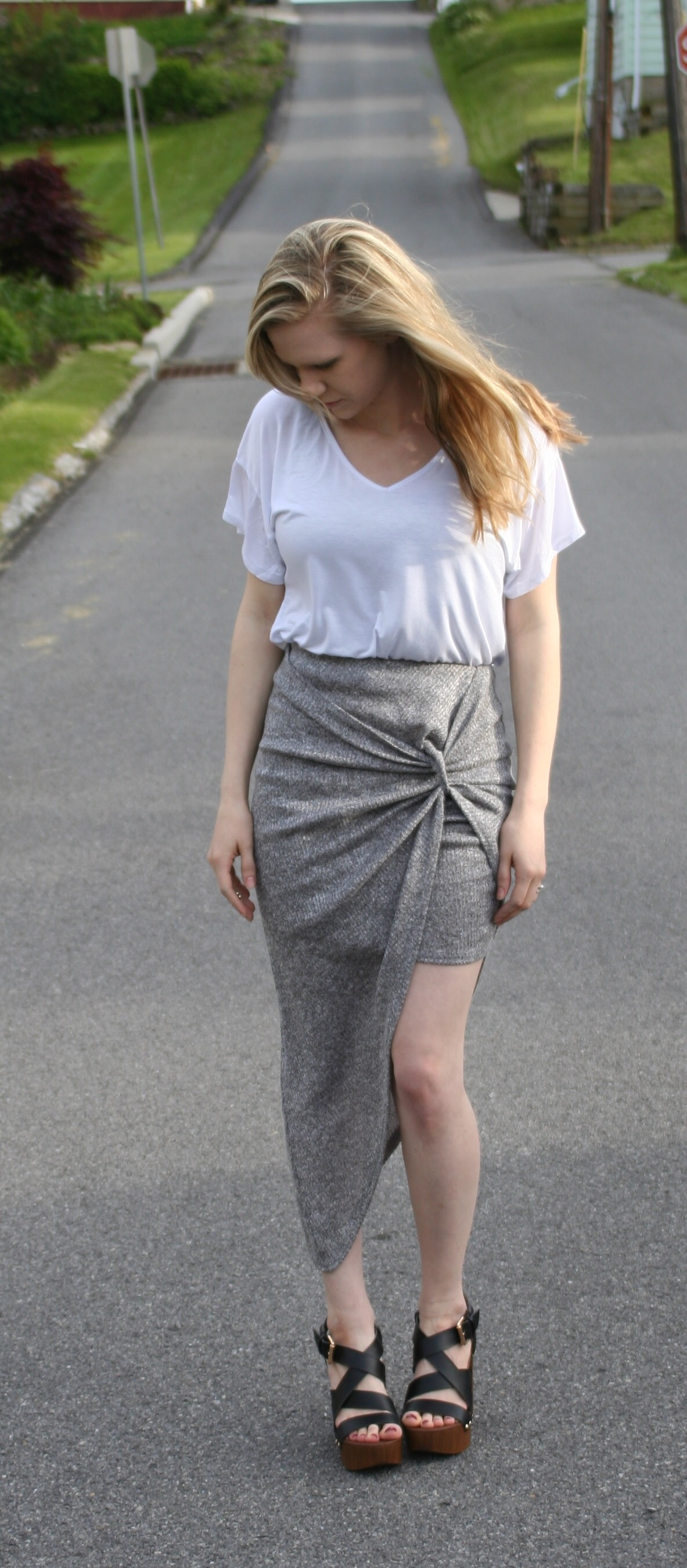 knotted skirt final 4