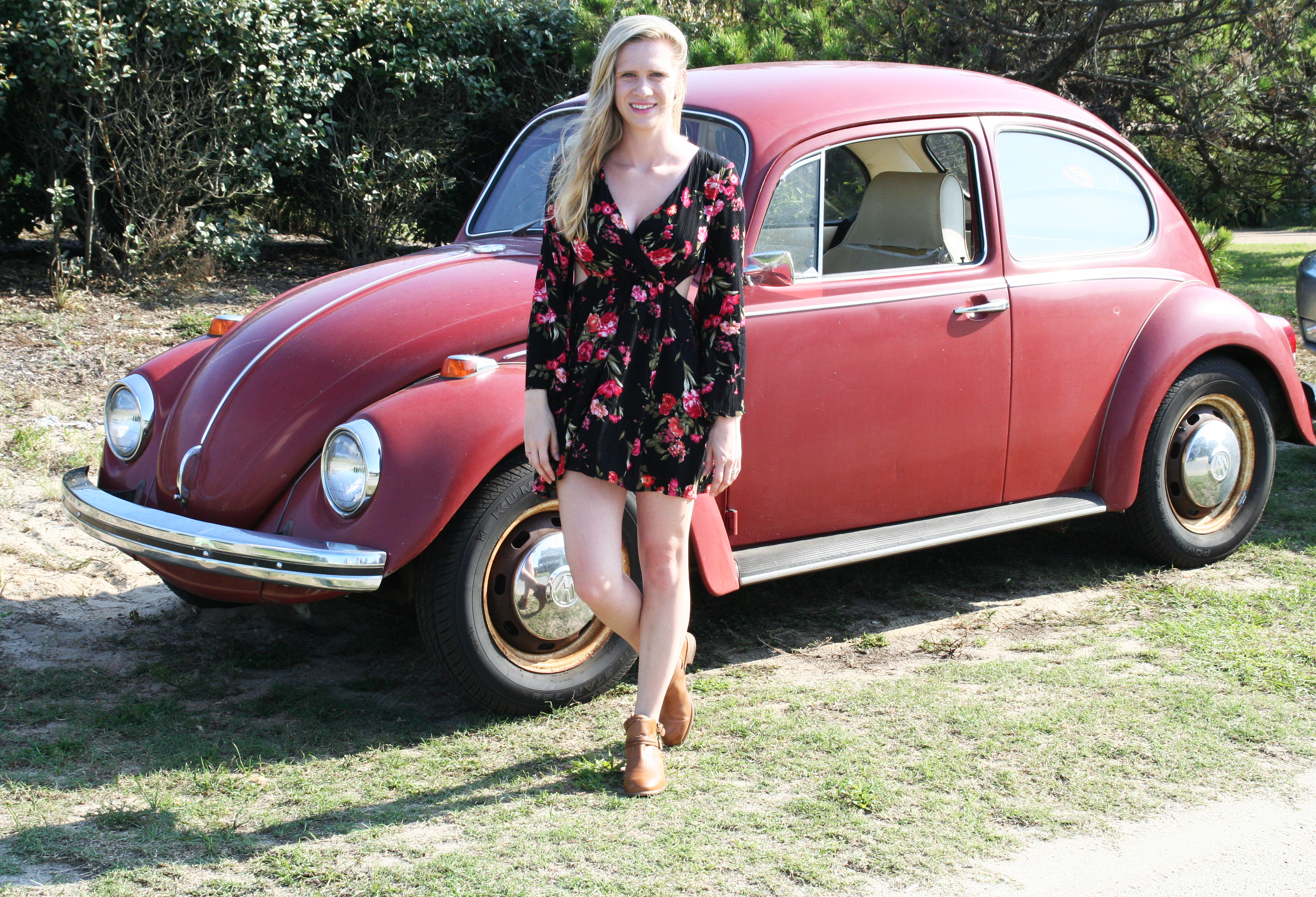 dress and buggie
