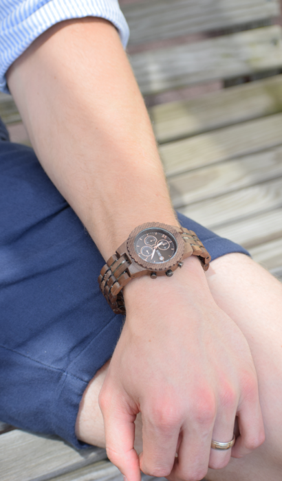 Mens Jord Wood Watch